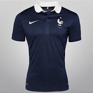 Camisa oficial nike seleção da frança 2014 I jogador