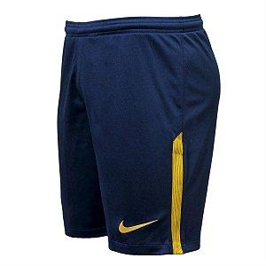 Calção oficial Nike Boca Juniors 2017 2018 I jogador