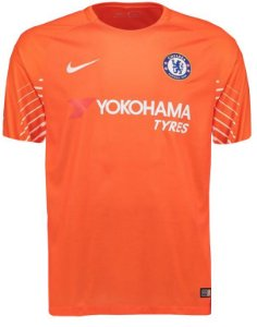 Camisa oficial Nike Chelsea 2017 2018 I goleiro