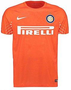 Camisa oficial Nike Inter de Milão 2017 2018 I goleiro