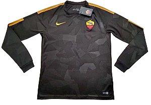 Camisa oficial Nike Roma 2017 2018 III jogador manga comprida