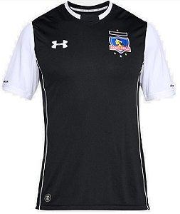 Camisa oficial Under Armour Colo Colo 2018 II jogador