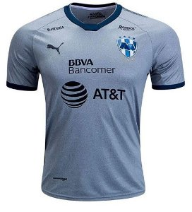Camisa oficial Puma Monterrey 2017 2018 III jogador