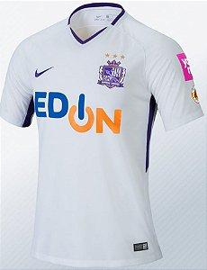 Camisa oficial Nike Sanfrecce Hiroshima 2018 II jogador