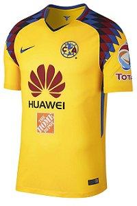 Camisa oficial Nike América do México 2017 2018 III jogador