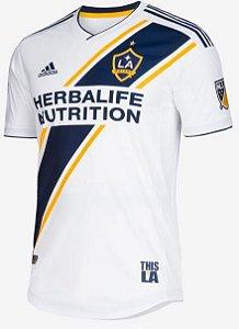 Camisa oficial Adidas Los Angeles Galaxy 2018 I jogador
