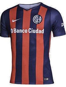 Camisa oficial Nike San Lorenzo 2018 I jogador