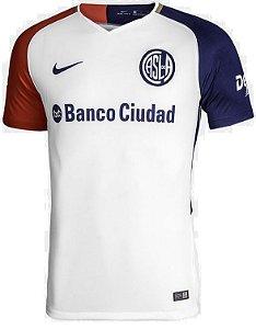 Camisa oficial Nike San Lorenzo 2018 II jogador