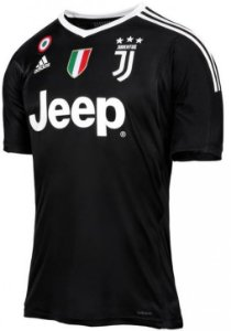 Camisa oficial Adidas Juventus 2017 2018 Black Edition