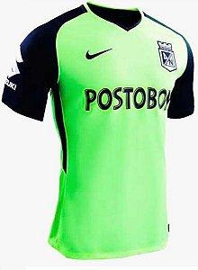 Camisa oficial Nike Atlético Nacional de Medellin 2018 II jogador
