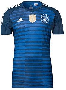 Camisa oficial Adidas seleção da Alemanha 2018 I Goleiro