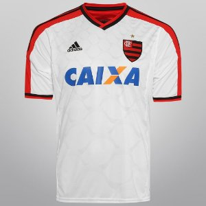 Camisa oficial adidas Flamengo 2014 II jogador