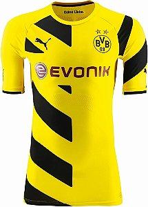 Camisa oficial Puma Borussia Dortmund 2014 2015 I jogador