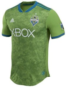 Camisa oficial Adidas Seattle Sounders 2018 I jogador