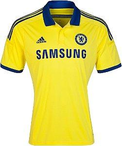 Camisa oficial Chelsea 2014 2015 II Adidas jogador