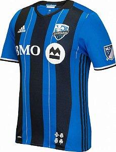 Camisa oficial Adidas Montreal Impact 2018 I jogador