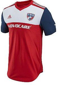 Camisa oficial Adidas FC Dallas 2018 I jogador