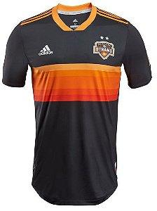 Camisa oficial Adidas Houston Dynamo 2018 II jogador