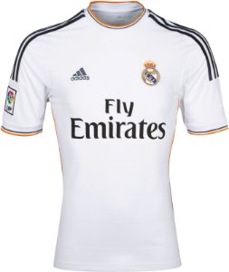 Camisa retro Adidas Real Madrid 2013 2014 I jogador