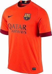 Camisa oficial Nike Barcelona 2014 2015 II Jogador