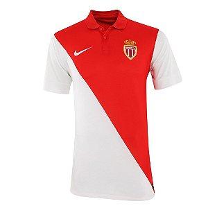 Camisa oficial Nike AS Monaco 2014 2015 I Jogador