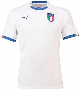 Camisa oficial Puma seleção da Itália 2018 II jogador