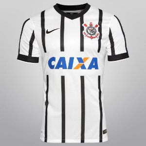 camisa oficial Nike Corinthians 2014 I jogador