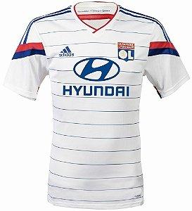 Camisa oficial Adidas Lyon 2014 2015  I jogador
