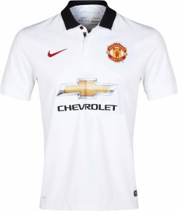 Camisa oficial Nike Manchester United 2014 2015 II jogador