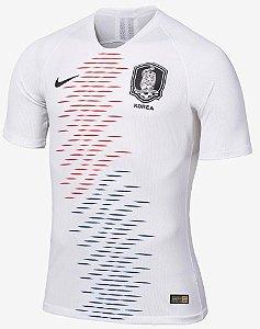 Camisa oficial Nike seleção da Coreia do Sul 2018 II jogador