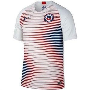 Camisa oficial Nike seleção do Chile 2018 II jogador