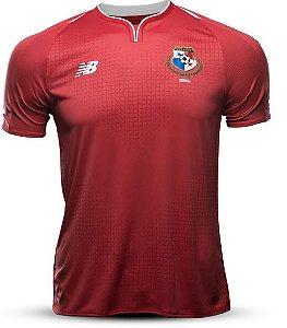 Camisa oficial New Balance seleção do Panama 2018 I jogador