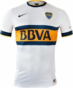 Camisa oficial Nike Boca Juniors 2014 2015 II Jogador