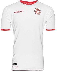 Camisa oficial Uhlsport seleção da Tunisia 2018 I jogador