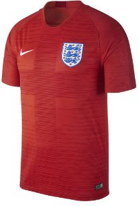 Camisa oficial Nike seleção da Inglaterra 2018 II jogador