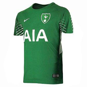 Camisa oficial Nike Tottenham 2017 2018 I goleiro