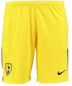 Calção oficial Nike Tottenham 2017 2018 II goleiro