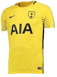 Camisa oficial Nike Tottenham 2017 2018 II goleiro
