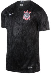 Camisa oficial Nike Corinthians 2018 II jogador