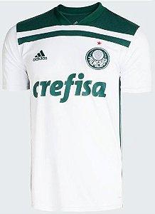 Camisa oficial Adidas Palmeiras 2018 II jogador