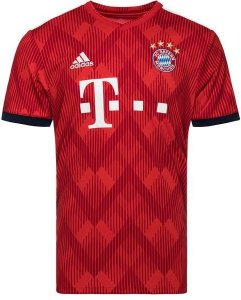 Camisa oficial Adidas Bayern de Munique 2018 2019 I jogador