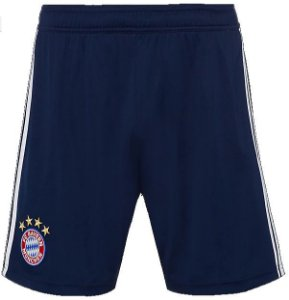 Calção oficial Adidas Bayern de Munique 2018 2019 I jogador