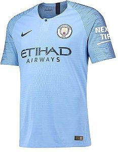 Camisa oficial Nike Manchester City 2018 2019 I jogador