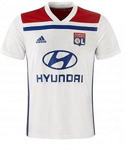 Camisa oficial Adidas Lyon 2018 2019 I jogador