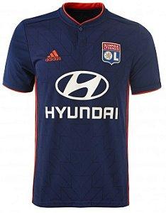 Camisa oficial Adidas Lyon 2018 2019 II jogador