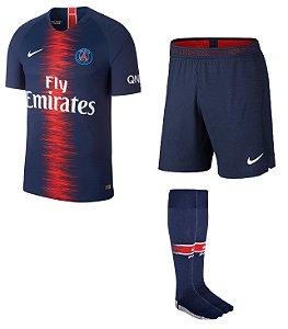 Kit adulto oficial Nike PSG 2018 2019 I jogador