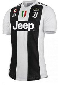 Camisa oficial Adidas Juventus 2018 2019 I jogador