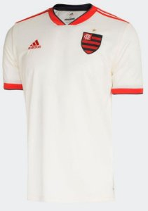 Camisa oficial Adidas Flamengo 2018 II jogador