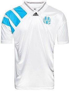 Camisa retro Adidas Olympique de Marseille 1992 1993 I jogador