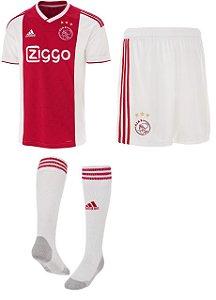 Kit adulto oficial Adidas Ajax 2018 2019 I jogador
